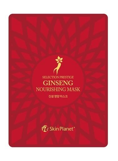 Selection Selection Prestige Ginseng Nourishing Mask - Kore Kırmızı Ginseng Özlü Yüz Maskesi Renksiz